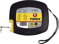 Лента измерительная TOPEX стальная 20м 28C412