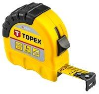 Рулетка измерительная TOPEX 5м 27C305