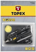 Микропаяльник TOPEX 12мл, 44E108