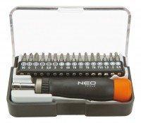 Набор бит прецизионных NEO 17 предметов (04-228)