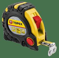 Рулетка измерительная TOPEX с магнитом 3м 27C343
