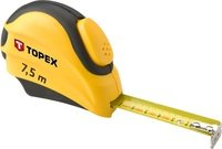 Рулетка измерительная TOPEX 7,5м 27C387