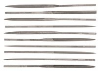 Набор надфилей по металлу TOPEX 10 шт 06A020