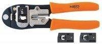 Клещи для обжима втулочных наконечников NEO (01-501)