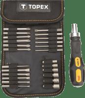 Набор бит TOPEX 26 предметов 39D352
