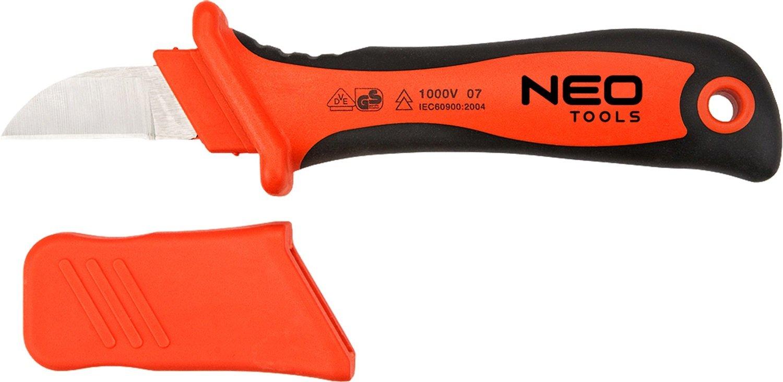 Нож строительный NEO 195мм (01-550) фото
