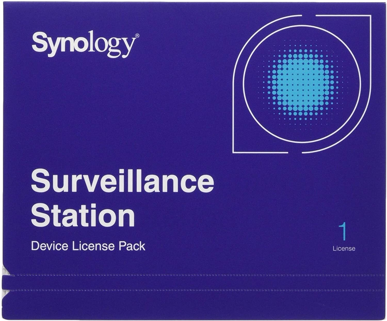 Ліцензія Synology Camera License Pack (1 camera)фото