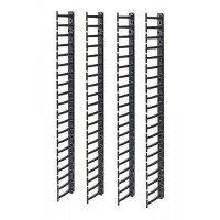 Вертикальный организатор кабелей для шкафов АРС NetShelter SX (AR7717A)