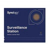Ліцензія Synology Camera License Pack (8 cameras)