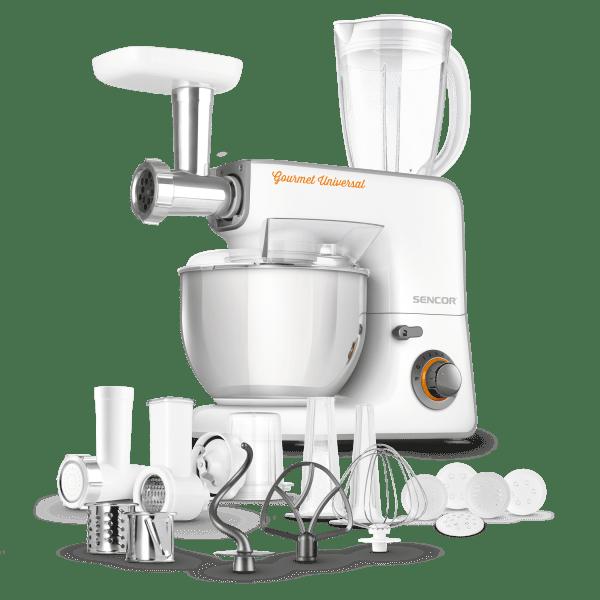 Купить Комбайн кухонный Sencor STM3700WH