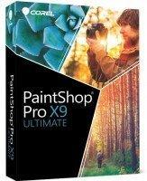 ПО Corel PaintShop PRO X9 UL ML Minibox EU (PSPX9ULMLMBEU)