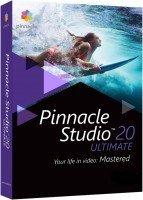 ПО Corel Pinnacle Studio 20 Ultimate ML EU (PNST20ULMLEU)