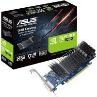 Видеокарта ASUS GeForce GT 1030 2GB DDR5 (GT1030-SL-2G-BRK)