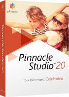 ПО Corel Pinnacle Studio 20 Standard ML EU (PNST20STMLEU)