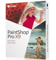 ПО Corel PaintShop PRO X9 ML Minibox EU (PSPX9MLMBEU)