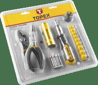 Набор инструментов TOPEX 22ед. 39D527