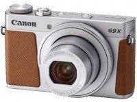 Фотоаппарат CANON PowerShot G9 X mark II Silver (1718C012)