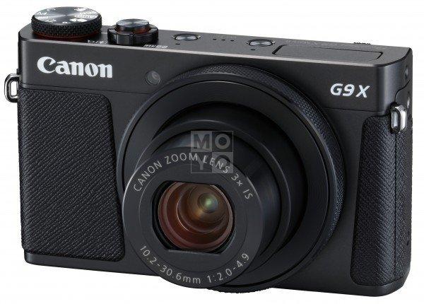 Купить Фотоаппарат CANON PowerShot G9X mark II Black (1717C013)