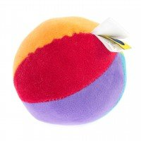 Іграшка goki Набір кульок з брязкальцем 6 шт. (65042)
