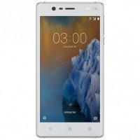 Смартфон Nokia 3 DS Silver White