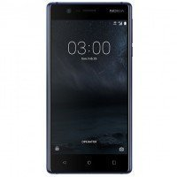 Смартфон Nokia 3 DS Tempered Blue