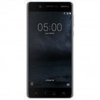Смартфон Nokia 5 DS Silver