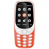 Мобильный телефон Nokia 3310 DS Warm Red