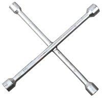 Ключ балонний хрестовий TOPEX 37D310 17 х 19 х 22 мм, 13/16''