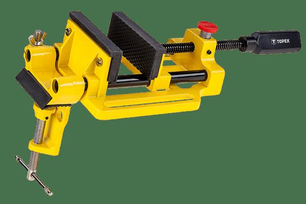 Купить Тиски для моделиста TOPEX 07A310 100мм