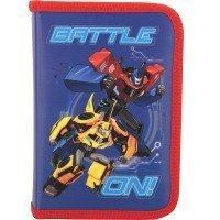 Пенал Kite Transformers 1 отделение 1 отворот без наполнения 621 TF-2 (TF17-621-2)