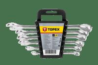 Набір ключів комбінованих TOPEX 35D755 8-17мм 6шт.