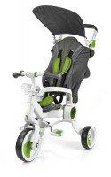 Трехколесный велосипед Galileo STROLLCYCLE зеленый (G-1001-G)