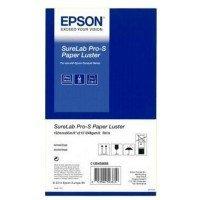"""Бумага Epson 6""""х65m SureLab Pro-S Paper Luster 2 рулона (C13S450066)"""