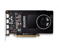 Видеокарта HP NVIDIA Quadro P2000 5GB GDDR5 Graphics (1ME41AA)