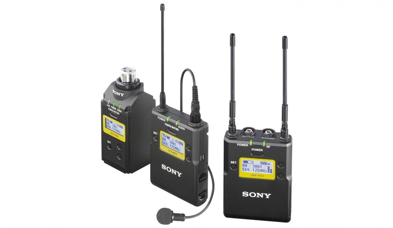 Радіомікрофон Sony UWP-D16 для камер (UWP-D16/K33) фото1