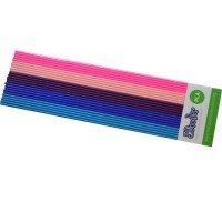 Набор стержней для 3D ручки 3Doodler CREATE глубокий цвет, 25 шт (глянец) (PL-MIX9)