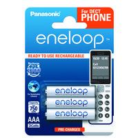 Аккумулятор Panasonic Eneloop AAA 750 mAh 3BP