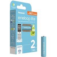 Аккумулятор Panasonic Eneloop Lite AAA 550 mAh 2BP Dect Series