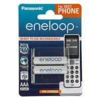 Аккумулятор Panasonic Eneloop AAA 750 mAh 2BP