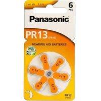 Батарейка Panasonic PR-13 BLI 6