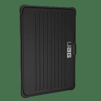 Чехол UAG для планшета iPad (2017/2018) / 9.7 Metropolis Black/Silver Logo