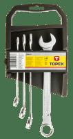 Набір комбінованих ключів TOPEX 35D375 12шт