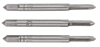 Набор метчиков TOPEX 14A205 M5 3шт.