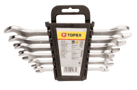 Набор ключей рожковых TOPEX 35D657 12шт.