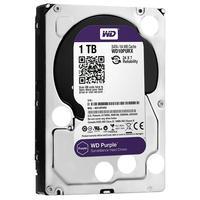 Жорсткий диск внутрішній WDC HDD SATA 1TB 6GB/S 64MB/PURPLE (WD10PURZ)