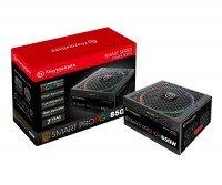 Блок питания THERMALTAKE Smart Pro 850W RGB Bronze (PS-SPR-0850FPCBEU-R)