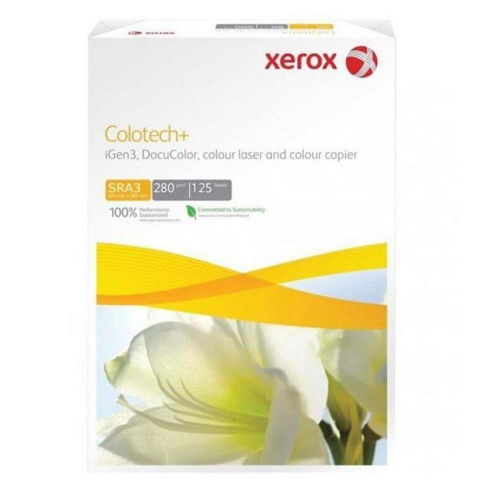 Бумага Xerox COLOTECH + (280) SRA3 125л (003R97981) фото