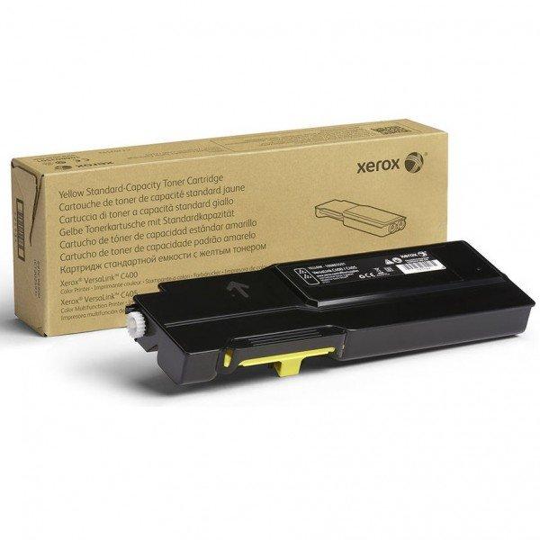 Купить Тонер-картридж лазерный Xerox VL C400/405 Yellow, 4800 стр (106R03521)