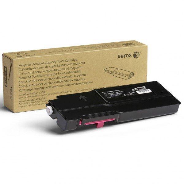 Купить Картриджи к лазерной технике, Тонер-картриджлазерныйXeroxVLC400/405Magenta, 8000стр(106R03535)