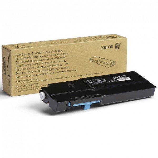 Купить Картриджи к лазерной технике, Тонер-картриджлазерныйXeroxVLC400/405Cyan, 8000стр(106R03534)